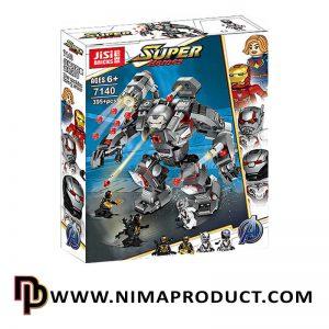لگو ابرقهرمانان برند JISI مدل Super Heroes 7140