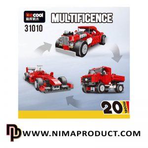 لگو ماشین دکول چند کاره مدل Multificence 31010