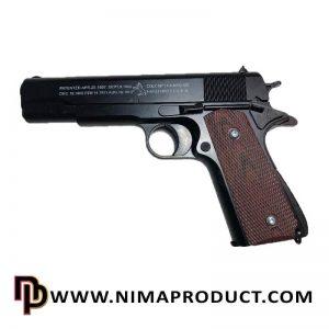 تفنگ کلت ساچمه ای ایرسافت مدل +C1911A