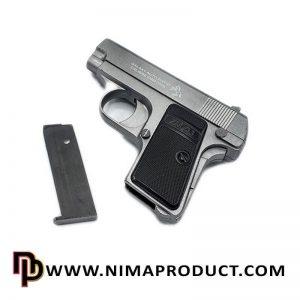 تفنگ کلت ساچمه ای ایرسافت مدل ZM03