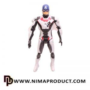 اکشن فیگور شخصیت کاپیتان آمریکا اونجرز