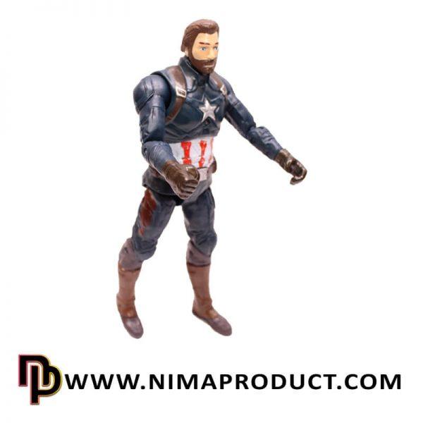 اکشن فیگور شخصیت کاپیتان آمریکا