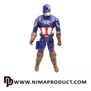 اکشن فیگور کاپیتان آمریکا