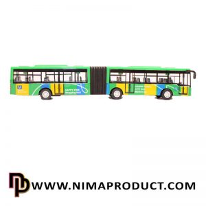 ماکت فلزی اتوبوس تندرو BRT
