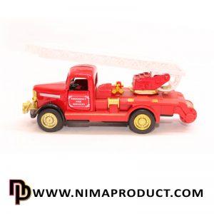 ماکت فلزی ماشین آتش نشانی