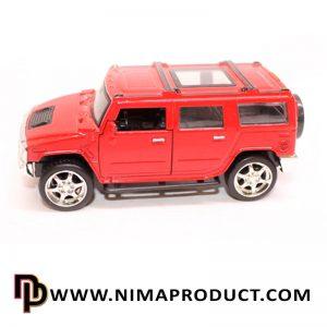 ماکت فلزی ماشین جیپ هامر