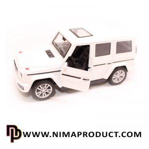ماکت فلزی ماشین جیپ