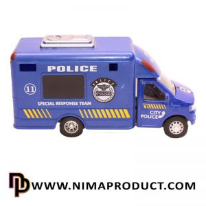 ماکت فلزی ماشین سیتی پلیس