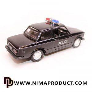 ماکت فلزی ماشین پلیس کلاسیک
