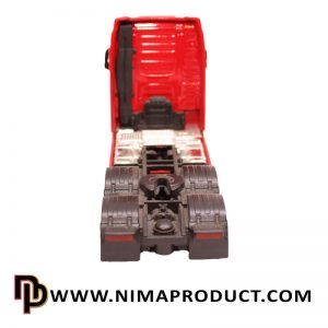 ماکت فلزی ماشین کله تریلی