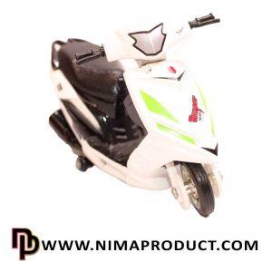 ماکت فلزی موتور سیکلت کلاسیک