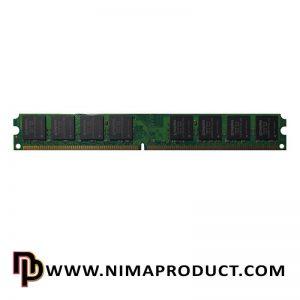 رم کامپیوتر کینگستون مدل Kvr 2GB 800MHz CL6