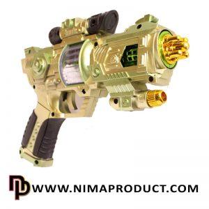 اسباب بازی تفنگ موزیکال آیتم AK808