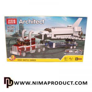 لگو کامیون برند Jisi مدل Architect 3140