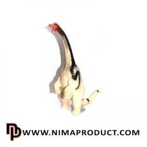 اسباب بازی دایناسور گردن دراز (گوشتی)