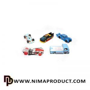 اسباب بازی ست ماشین های اسپرت فلزی آیتم 69805