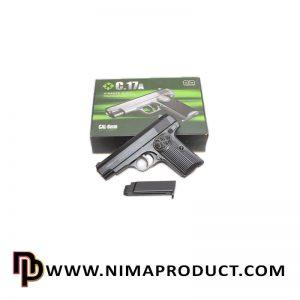 تفنگ کلت ساچمه ای ایرسافت مدل C17A