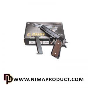 تفنگ کلت ساچمه ای ایرسافت مدل C1918A