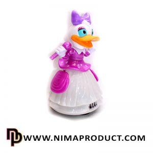 عروسک اردک موزیکال