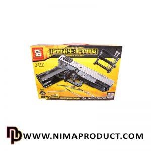 لگو تفنگ برند اس وای مدل SY7053