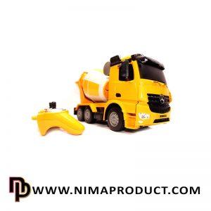 کامیون میکسر کنترلی برند EE مدل 578003